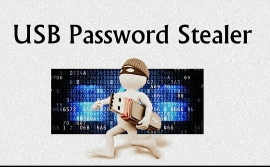 USB password stealer