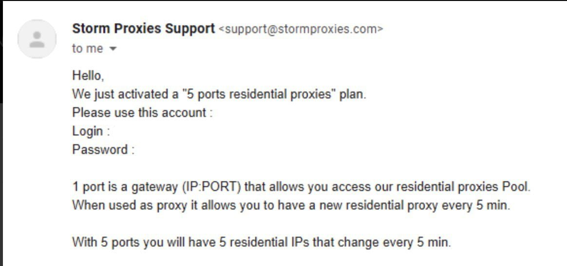 How to get rotating residential proxies for free