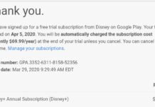 how to get Disney plus free trial unlimited