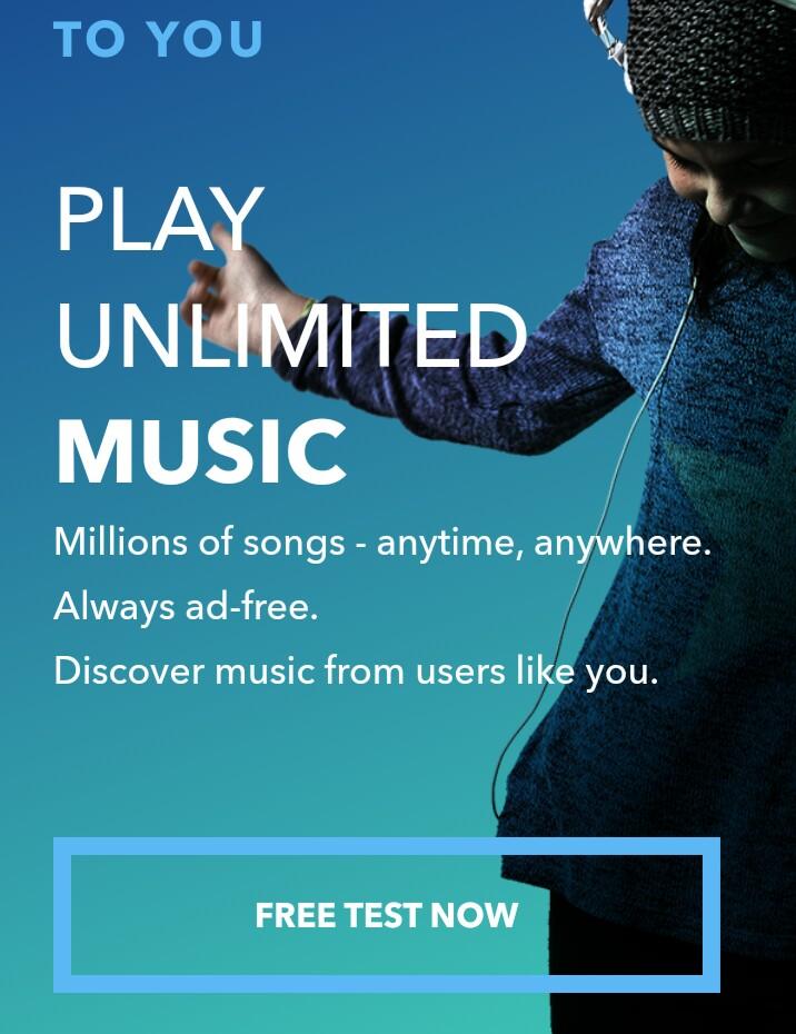 Napster premium for free