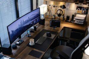 How to setup a home office