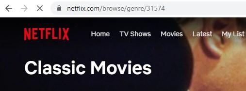 netflix classic movie finding