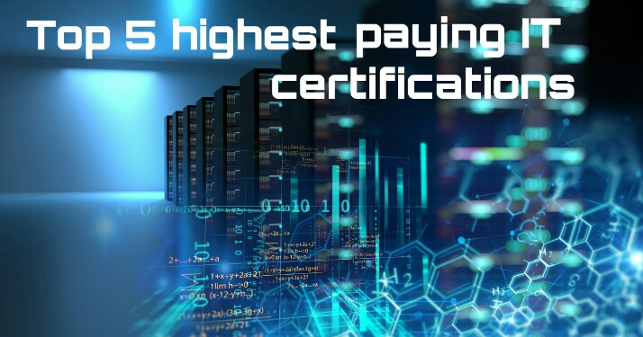 Highest paying IT certifications
