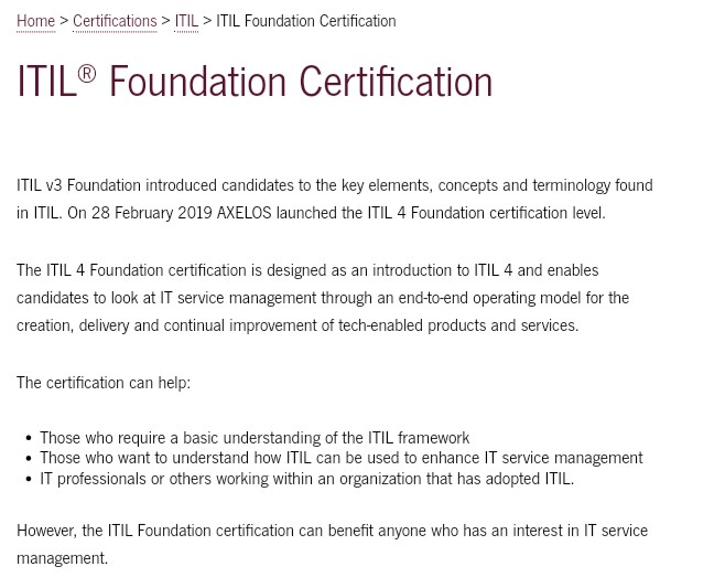 Top 5 highest paying IT certifications
