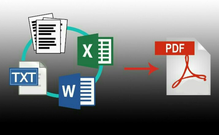 How to convert any file to pdf
