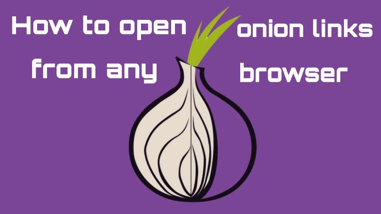 How to open onion links on chrome