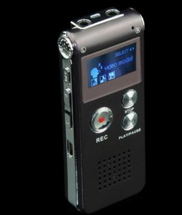 Recorder - Ghost hunting tools