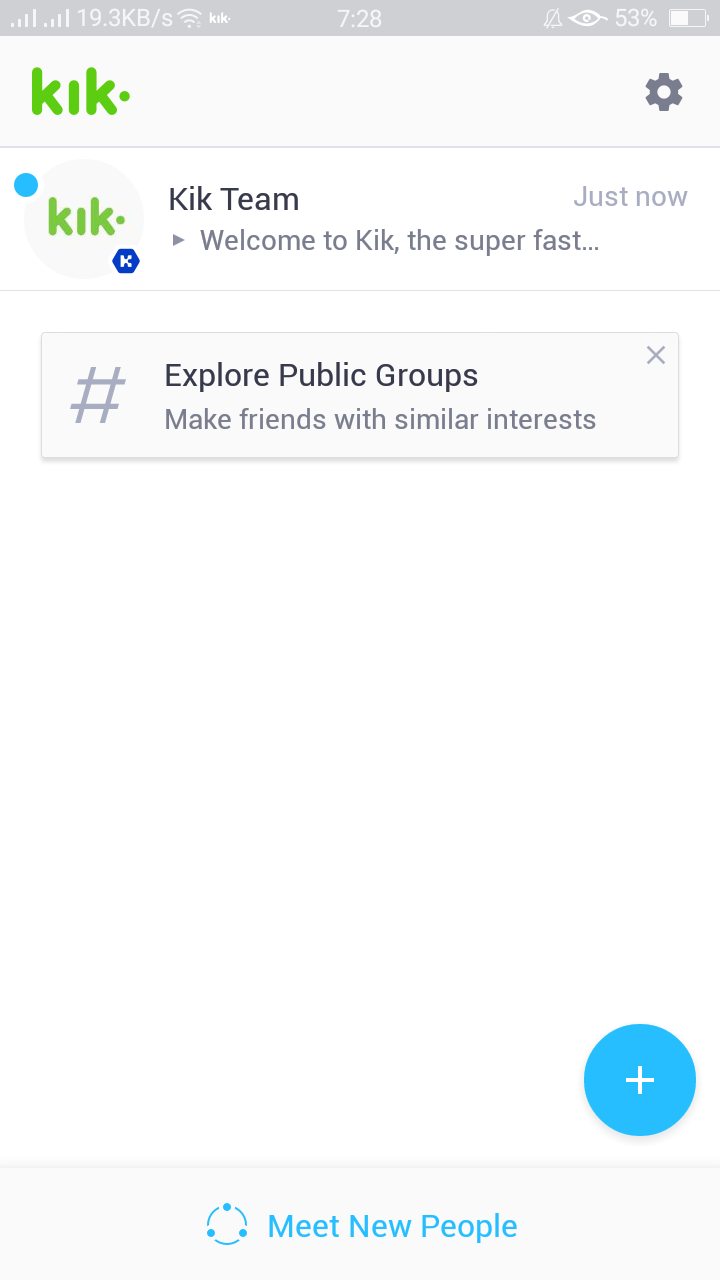 How to find Kik groups