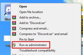 run discord as administrator
