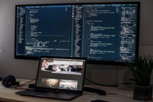 6 monitor setup