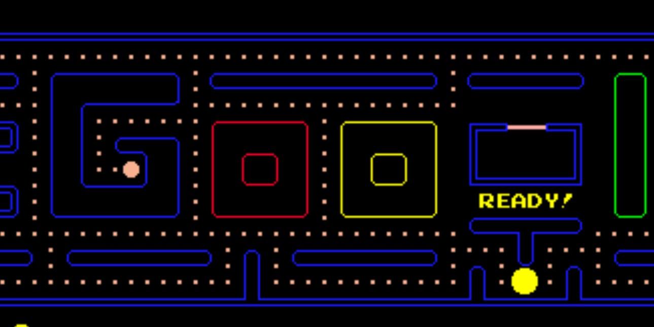Pacman- most popular video game of all time